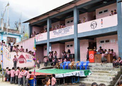 Shree Satkanyamati secondary school