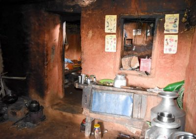 Kitchen.  They cook in that corner.